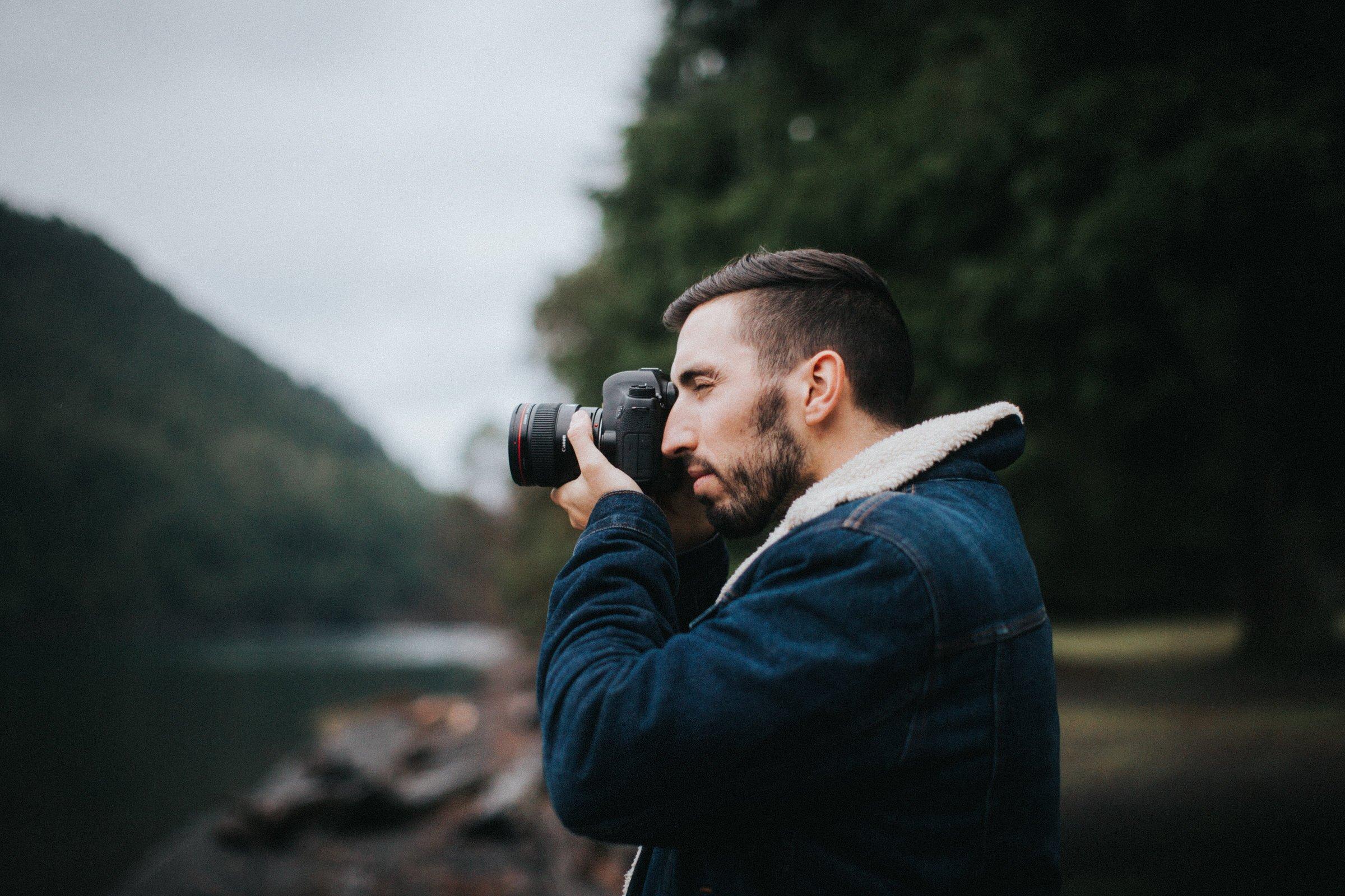 Wiley Putnam - Seattle Wedding Photographer