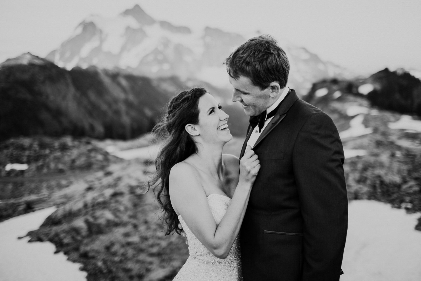 Artist Point Engagement Session Wiley Putnam