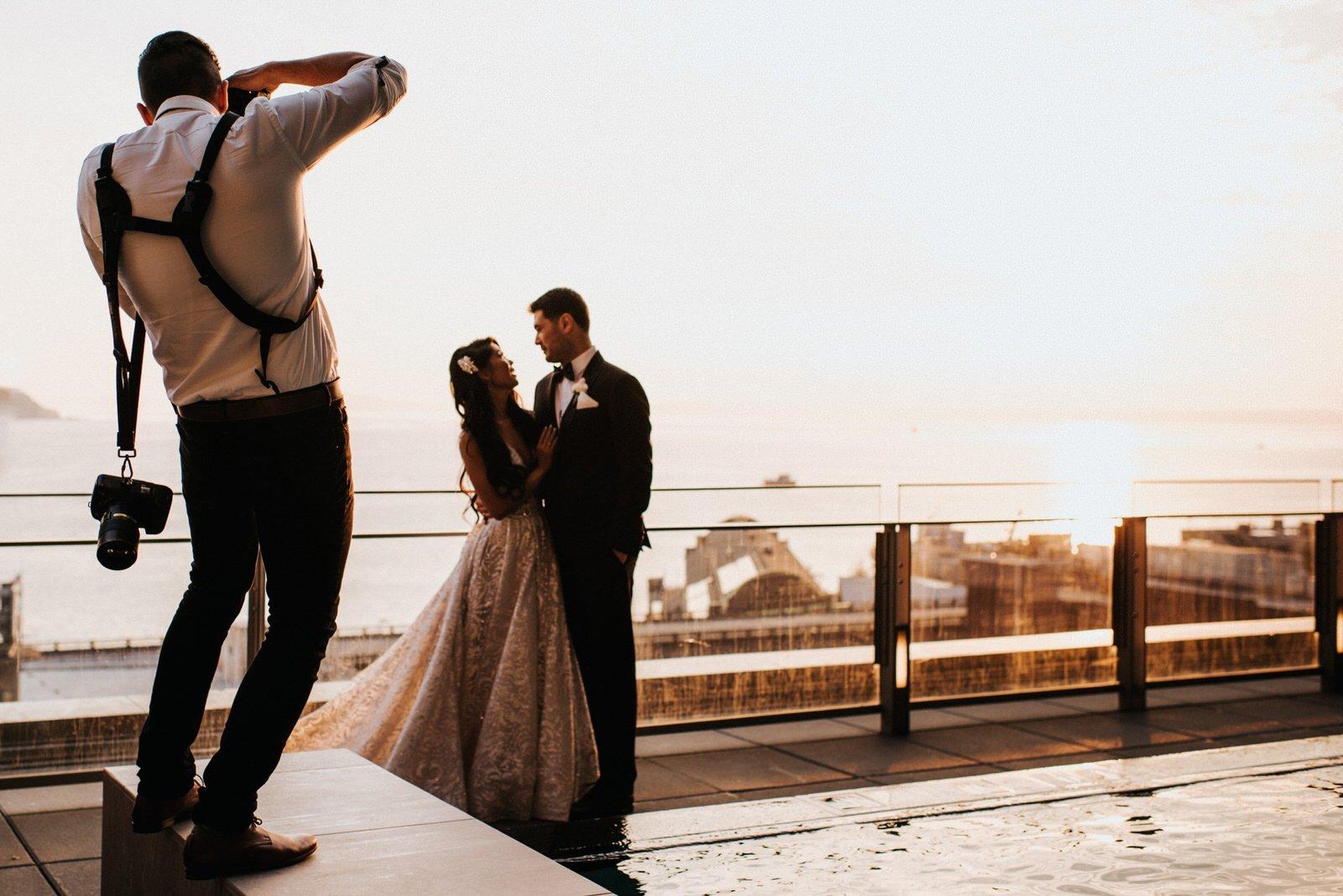 Wiley Putnam Four Seasons Wedding Photographer